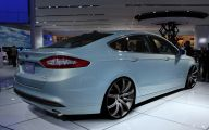 Ford Fusion 16 Free Wallpaper