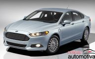 Ford Fusion 17 Widescreen Wallpaper