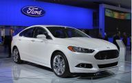 Ford Fusion 18 Cool Car Hd Wallpaper