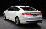 Ford Fusion 20 Free Hd Wallpaper