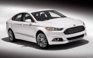 Ford Fusion 21 Wide Wallpaper