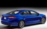 Ford Fusion 28 Wide Wallpaper