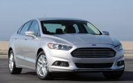 Ford Fusion 32 Cool Car Wallpaper