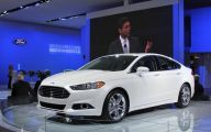 Ford Fusion 34 Car Desktop Wallpaper