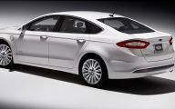 Ford Fusion 39 Background