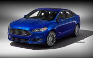 Ford Fusion 7 Free Car Hd Wallpaper
