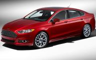 Ford Fusion 8 Cool Car Hd Wallpaper