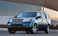 Honda Pilot 1 High Resolution Wallpaper