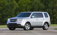 Honda Pilot 10 High Resolution Wallpaper