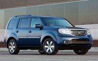 Honda Pilot 15 Cool Car Wallpaper