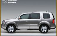 Honda Pilot 18 Car Desktop Background