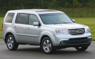 Honda Pilot 2 Hd Wallpaper