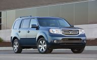 Honda Pilot 34 Widescreen Wallpaper