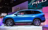 Honda Pilot 35 High Resolution Wallpaper