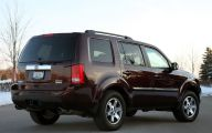 Honda Pilot 37 Car Desktop Background
