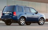 Honda Pilot 38 Cool Car Wallpaper