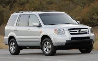 Honda Pilot 39 Car Desktop Background