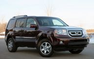 Honda Pilot 40 Background Wallpaper