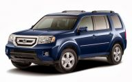 Honda Pilot 41 Free Wallpaper