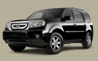 Honda Pilot 8 Car Desktop Background