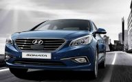 Hyundai Sonata 19 Car Desktop Background