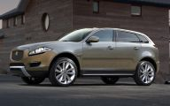 Jaguar Suv 10 Car Background