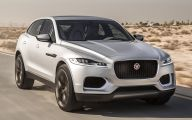 Jaguar Suv 20 Desktop Wallpaper