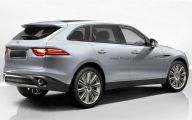 Jaguar Suv 25 Car Background Wallpaper