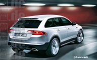 Jaguar Suv 26 Car Background