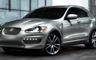 Jaguar Suv 34 Widescreen Car Wallpaper