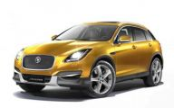 Jaguar Suv 38 Background Wallpaper