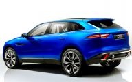 Jaguar Suv 8 Car Background Wallpaper
