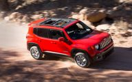 Jeep Renegade 12 Cool Car Wallpaper