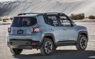 Jeep Renegade 20 Car Desktop Wallpaper
