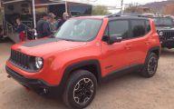 Jeep Renegade 27 Widescreen Car Wallpaper