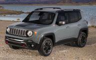 Jeep Renegade 35 Free Hd Wallpaper