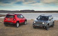 Jeep Renegade 4 Widescreen Wallpaper