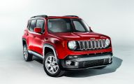 Jeep Renegade 5 Car Desktop Wallpaper