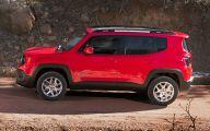 Jeep Renegade 7 Wide Car Wallpaper