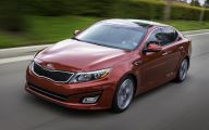 Kia Optima 15 Car Background