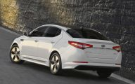 Kia Optima 3 Car Background Wallpaper