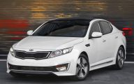 Kia Optima 39 Wide Car Wallpaper