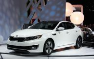Kia Optima 7 Wide Car Wallpaper