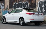 Kia Optima 9 Widescreen Car Wallpaper