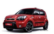 Kia Soul 2 Background