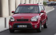 Kia Soul 25 Background Wallpaper