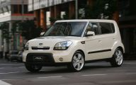 Kia Soul 34 Widescreen Car Wallpaper