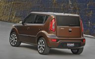 Kia Soul 4 Widescreen Car Wallpaper