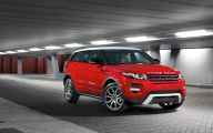 Land Rover Evoque 12 Car Background Wallpaper