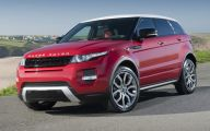 Land Rover Evoque 24 Desktop Background